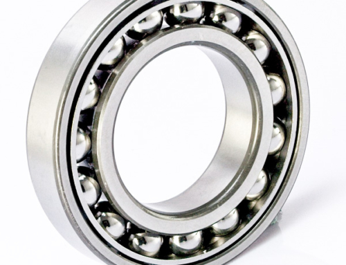 Angular contact ball bearings (ACBB)