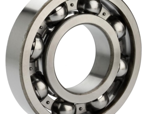 Deep Groove Ball Bearings (DGBB)