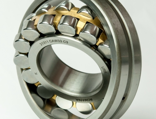 Spherical Roller Bearings (SRB)